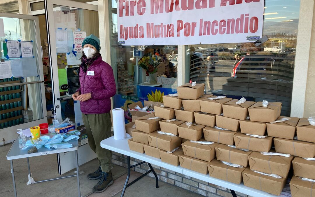 The Fire Relief Center is closing, but supporting fire survivors continues!
